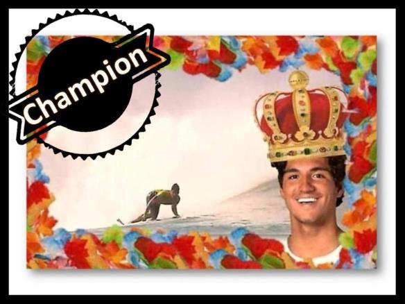 Gabriel Medina - Champion
